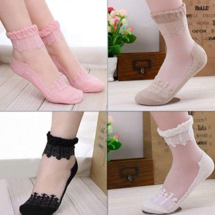 Pack of 4 Socks Pairs