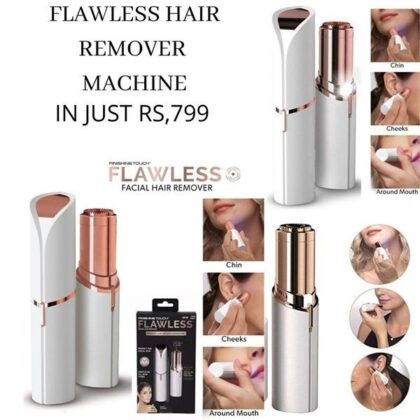 FLAWLESS HAIR REMOVAL DEVICE