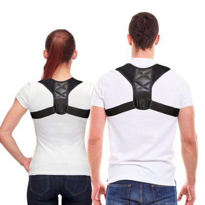 Buy 1 Get 1 Free Adjustable Back Posture Shoulder Support Belt
