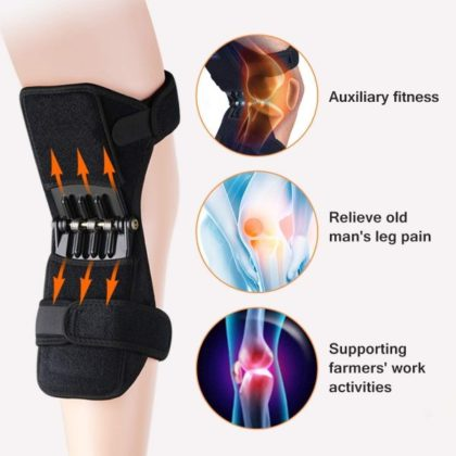2 PCS POWER KNEE JOINT SUPPORT PADS (1899+200 DELIVERY CHARGES)