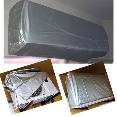 AC Dust Cover Parachute Material For Indoor & Outdoor Unit