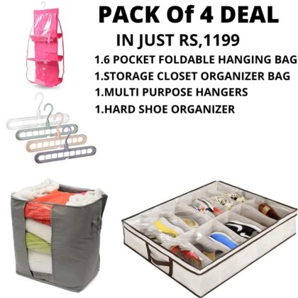 PACK OF 4 DEALS