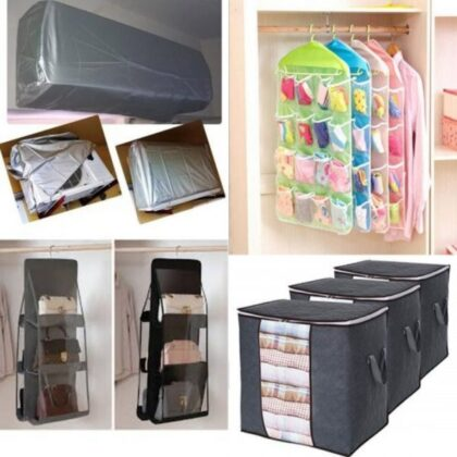 247DEAL # 3: PACK OF 4 ORGANIZER DEAL