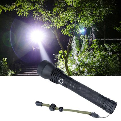 Telescopic Flash Light